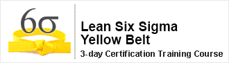 Lean Six Sigma Yellow Belt Certification Training Course from pdtraining in Atlanta, Los Angeles