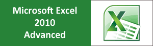 Microsoft Excel 2010 Advanced Training Course from pd training